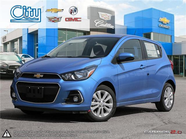 2018 Chevrolet Spark 1LT CVT (Stk: 2845297) in Toronto - Image 1 of 27