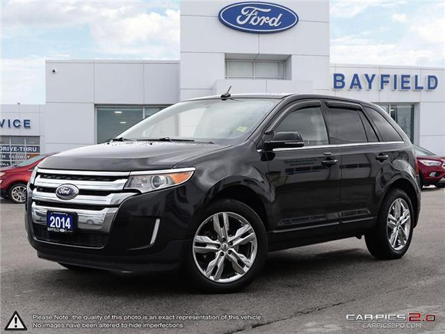 2014 Ford Edge Limited (Stk: ED18662A) in Barrie - Image 1 of 27