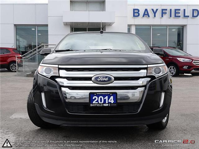 2014 Ford Edge Limited (Stk: ED18662A) in Barrie - Image 2 of 27