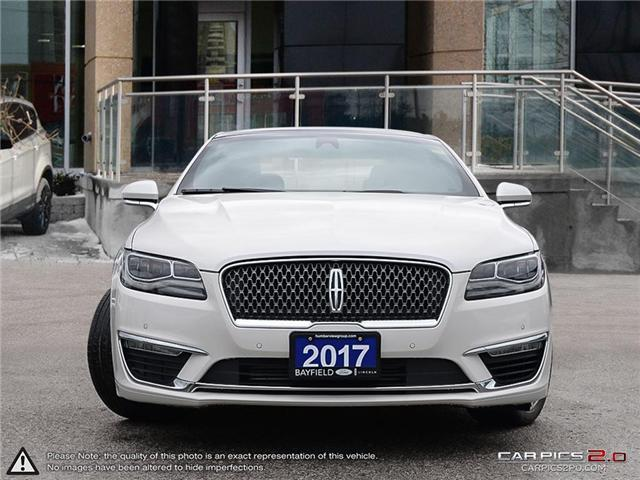 2017 Lincoln MKZ Reserve (Stk: LC17442A) in Barrie - Image 2 of 27