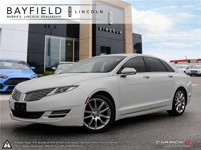 2015 Lincoln MKZ Base (Stk: FP18420B) in Barrie - Image 1 of 27