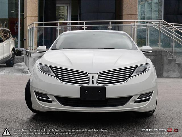 2015 Lincoln MKZ Base (Stk: FP18420B) in Barrie - Image 2 of 27