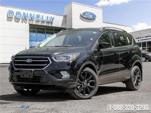 2018 Ford Escape SE (Stk: DR722) in Ottawa - Image 1 of 27