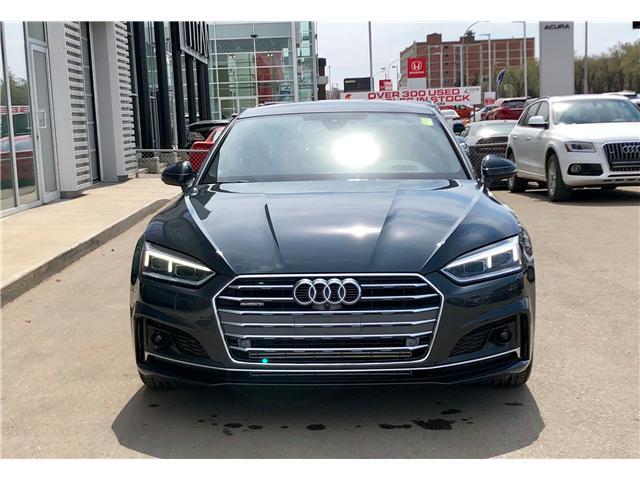 2018 Audi A5 2.0T Technik (Stk: 180460) in Regina - Image 2 of 29