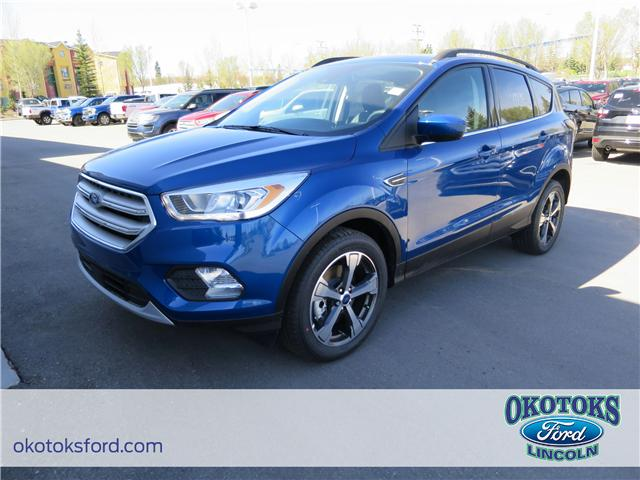 2018 Ford Escape SEL (Stk: JK-264) in Okotoks - Image 1 of 5