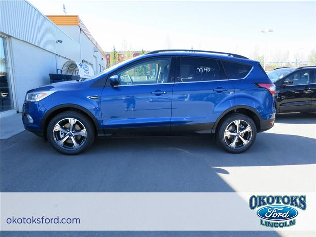 2018 Ford Escape SEL (Stk: JK-264) in Okotoks - Image 2 of 5