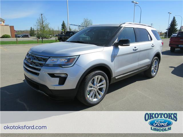 2018 Ford Explorer XLT (Stk: JK-316) in Okotoks - Image 1 of 5
