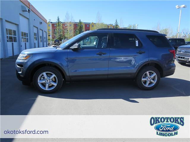 2018 Ford Explorer Base (Stk: JK-317) in Okotoks - Image 2 of 5