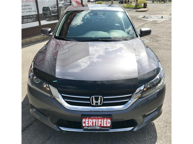 2014 Honda Accord EX-L (Stk: 801332) in Toronto - Image 2 of 18