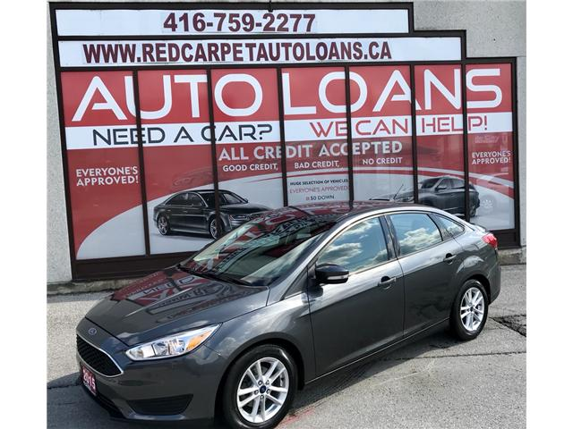 2015 Ford Focus SE (Stk: 258150) in Toronto - Image 1 of 15