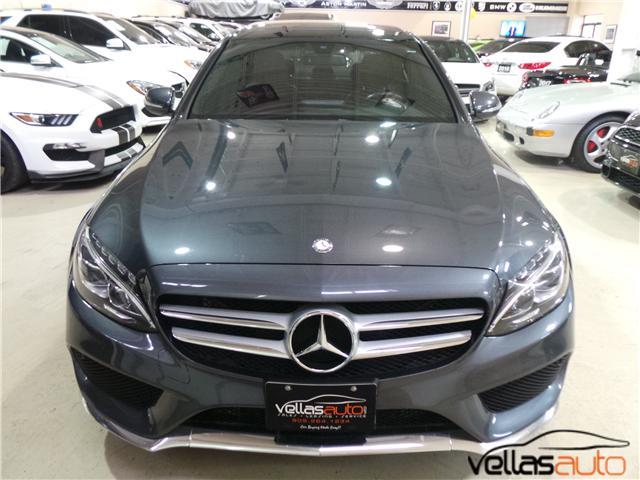 2015 Mercedes-Benz C-Class  (Stk: NP0886) in Vaughan - Image 2 of 30