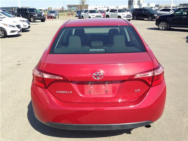 2017 Toyota Corolla SE (Stk: 284097) in Calgary - Image 6 of 14