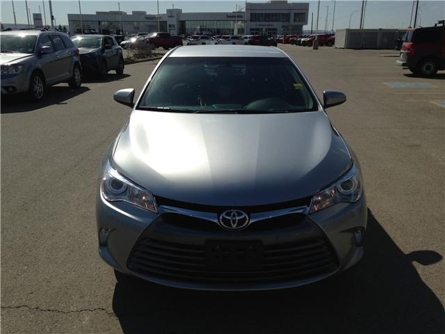 2017 Toyota Camry LE (Stk: 284096) in Calgary - Image 2 of 14