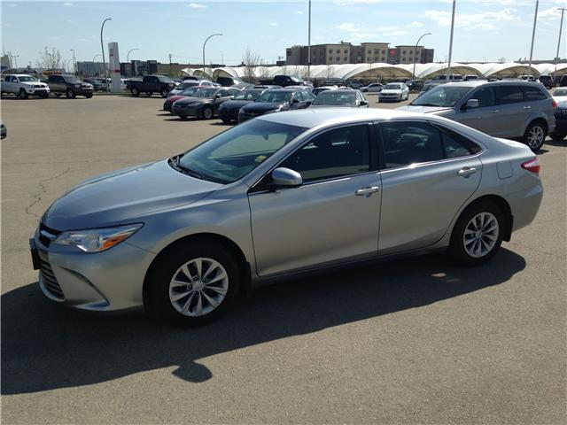 2017 Toyota Camry  (Stk: 284096) in Calgary - Image 4 of 14