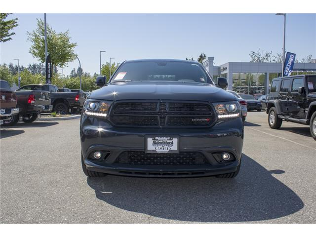 2017 Dodge Durango R/T (Stk: AB0725) in Abbotsford - Image 2 of 28