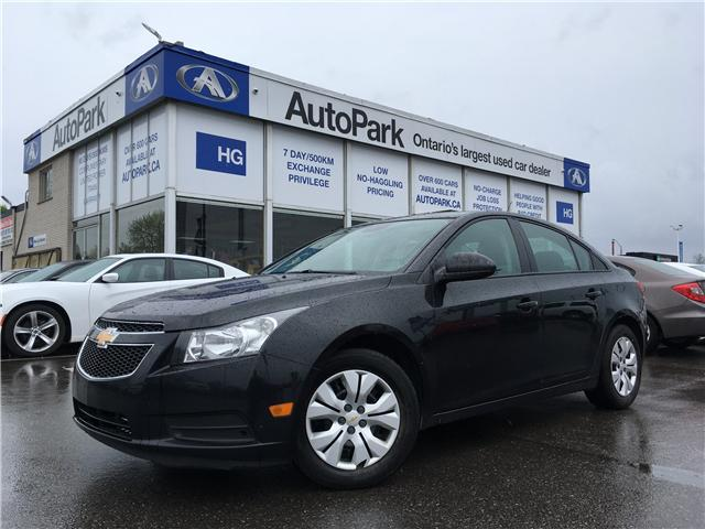 2013 Chevrolet Cruze LS (Stk: 13-54165) in Brampton - Image 1 of 21