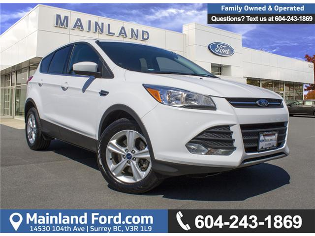 2015 Ford Escape SE (Stk: 8F10911A) in Surrey - Image 1 of 25