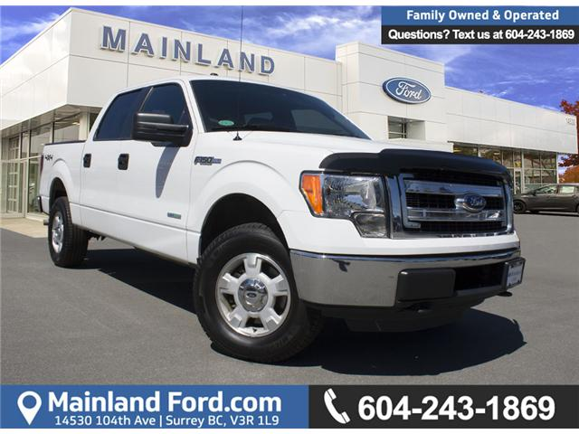 2013 Ford F-150 XLT (Stk: 8F15971A) in Surrey - Image 1 of 24