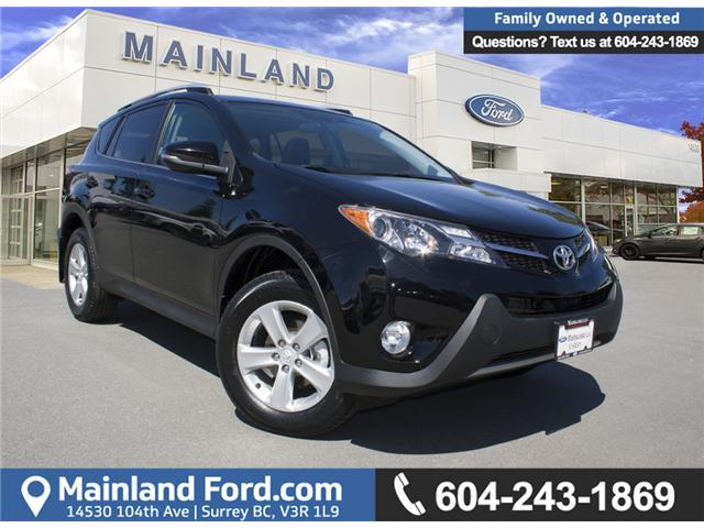 2013 Toyota RAV4 XLE (Stk: P3160) in Surrey - Image 1 of 27