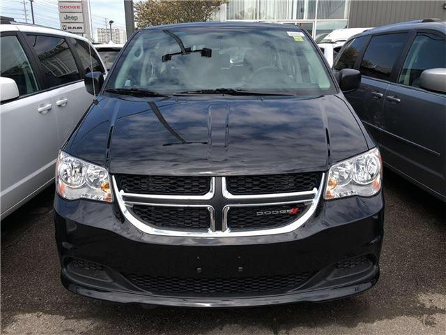 2018 Dodge Grand Caravan CVP/SXT (Stk: JR163732) in Mississauga - Image 2 of 5