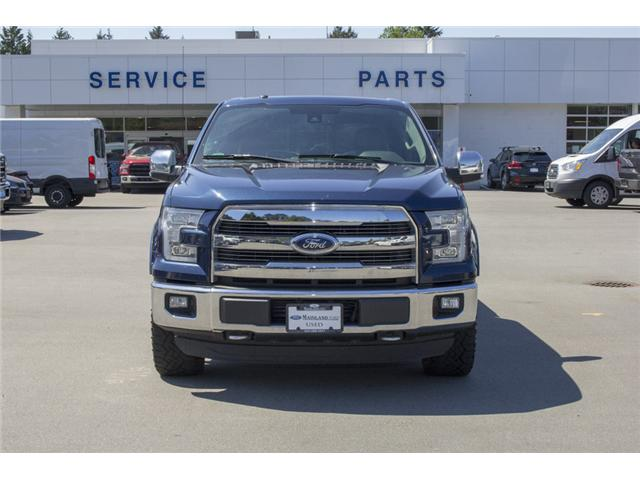 2015 Ford F-150 Lariat (Stk: 8F13138A) in Surrey - Image 2 of 30