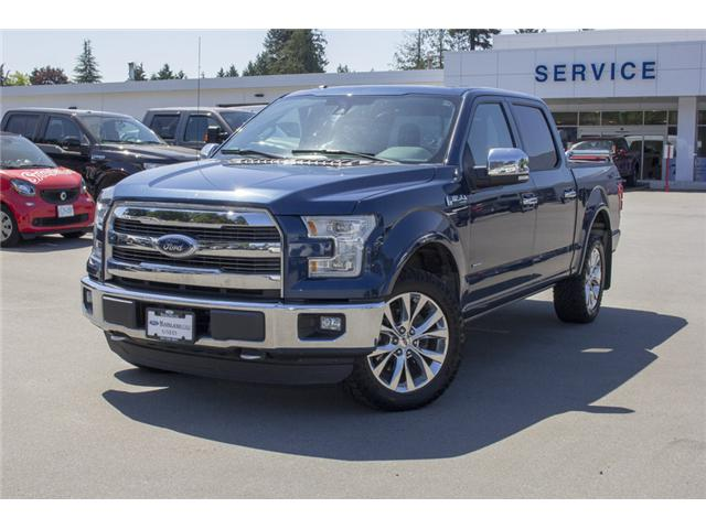 2015 Ford F-150 Lariat (Stk: 8F13138A) in Surrey - Image 3 of 30