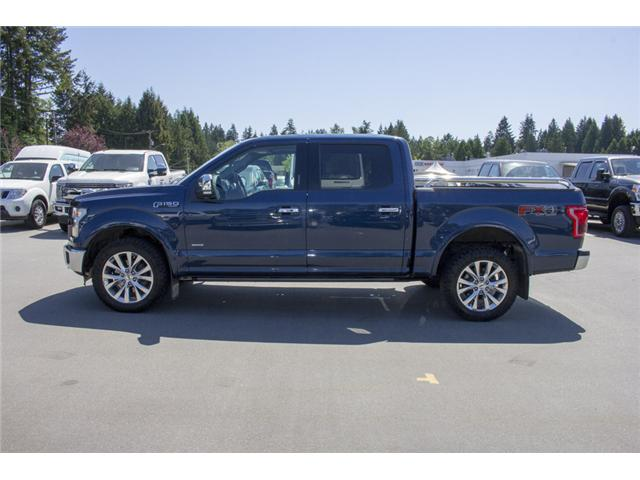 2015 Ford F-150 Lariat (Stk: 8F13138A) in Surrey - Image 4 of 30