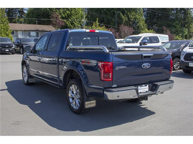 2015 Ford F-150 Lariat (Stk: 8F13138A) in Surrey - Image 5 of 30