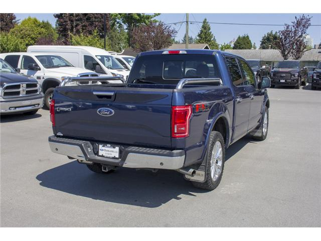 2015 Ford F-150 Lariat (Stk: 8F13138A) in Surrey - Image 7 of 30