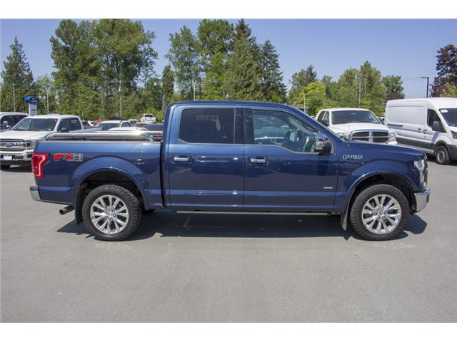 2015 Ford F-150 Lariat (Stk: 8F13138A) in Surrey - Image 8 of 30