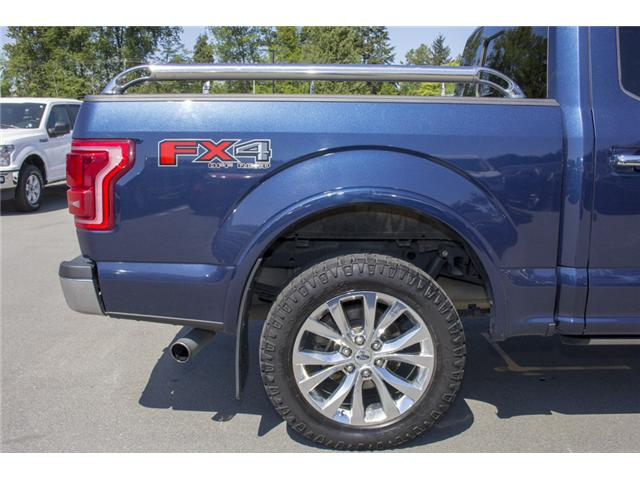 2015 Ford F-150 Lariat (Stk: 8F13138A) in Surrey - Image 10 of 30