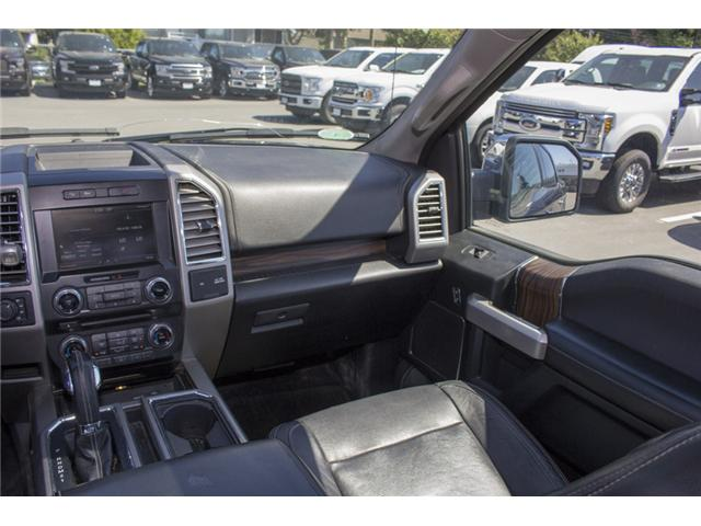 2015 Ford F-150 Lariat (Stk: 8F13138A) in Surrey - Image 19 of 30