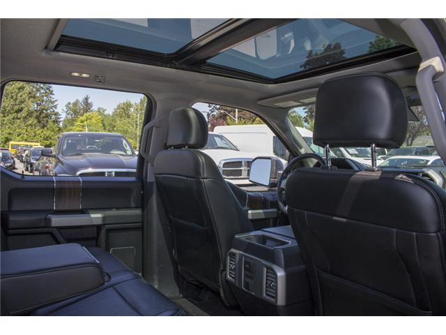 2015 Ford F-150 Lariat (Stk: 8F13138A) in Surrey - Image 20 of 30