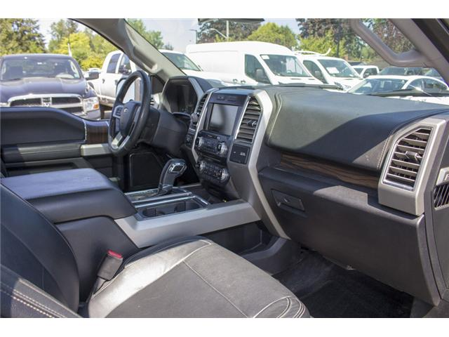 2015 Ford F-150 Lariat (Stk: 8F13138A) in Surrey - Image 21 of 30