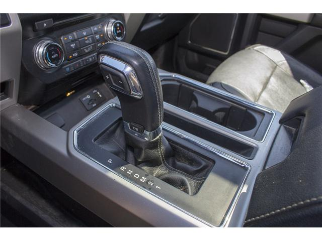 2015 Ford F-150 Lariat (Stk: 8F13138A) in Surrey - Image 27 of 30