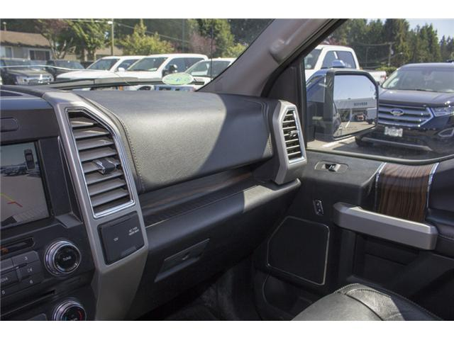 2015 Ford F-150 Lariat (Stk: 8F13138A) in Surrey - Image 29 of 30