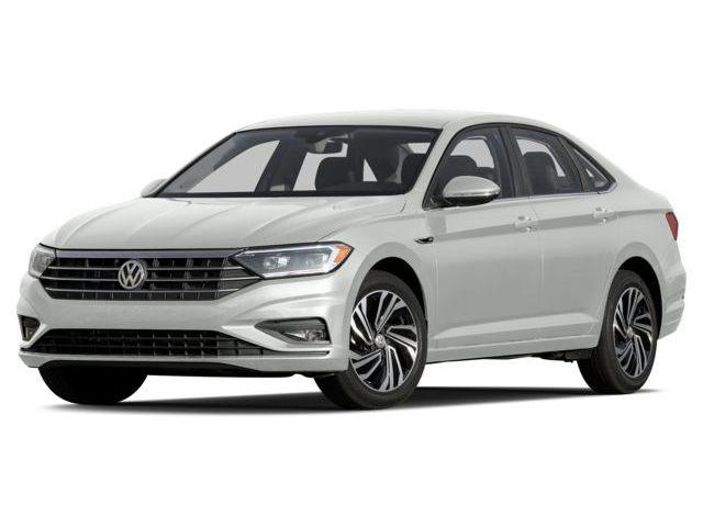 2019 Volkswagen Jetta 1.4 TSI Execline (Stk: KJ017807) in Surrey - Image 1 of 3