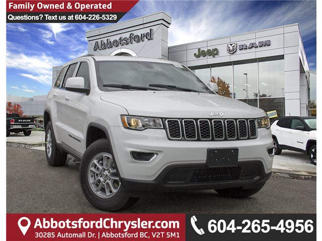 2018 Jeep Grand Cherokee Laredo (Stk: J364912) in Abbotsford - Image 1 of 26