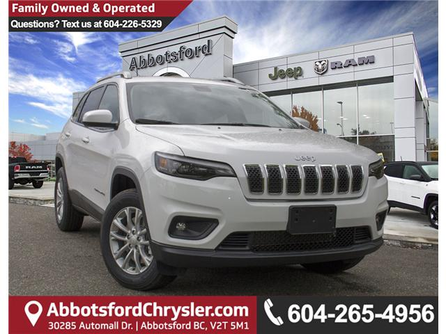 2019 Jeep Cherokee North (Stk: K178686) in Abbotsford - Image 1 of 27