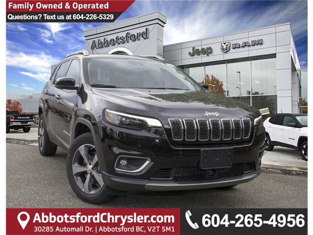2019 Jeep Cherokee Limited (Stk: K183616) in Abbotsford - Image 1 of 30