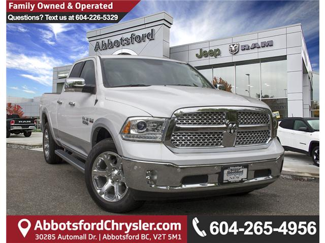 2017 RAM 1500 Laramie (Stk: H648022) in Abbotsford - Image 1 of 27