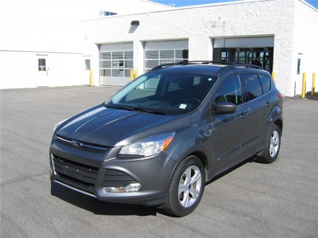 2014 Ford Escape SE (Stk: 17295A) in Smiths Falls - Image 1 of 11