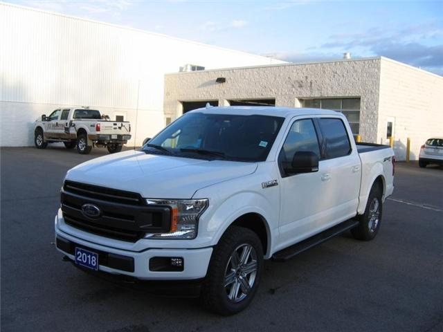2018 Ford F-150 XLT (Stk: 1869) in Perth - Image 1 of 11