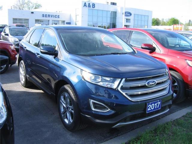2017 Ford Edge Titanium (Stk: P5910) in Perth - Image 3 of 7