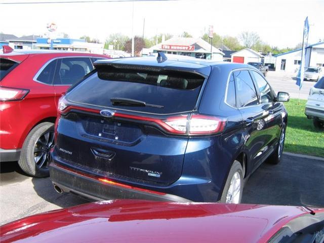 2017 Ford Edge Titanium (Stk: P5910) in Perth - Image 4 of 7