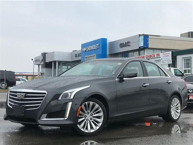 2017 Cadillac CTS 3.6L Premium Luxury (Stk: N12757) in Newmarket - Image 1 of 27