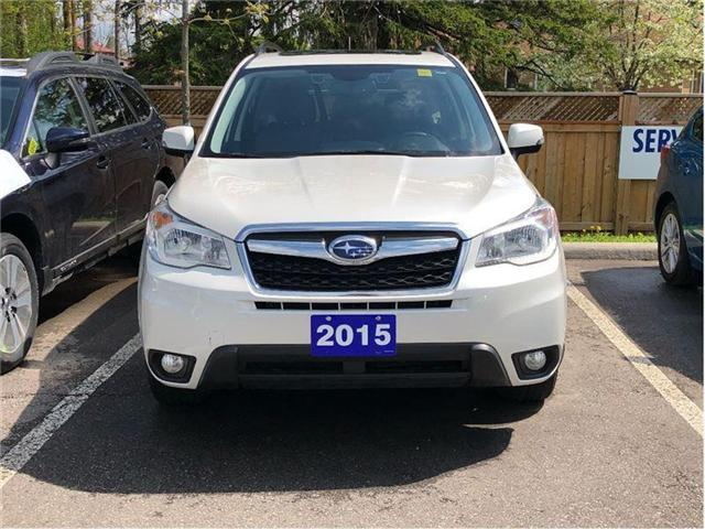 2015 Subaru Forester  (Stk: P03647) in RICHMOND HILL - Image 2 of 8
