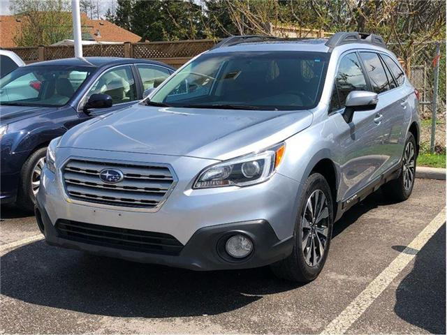 2015 Subaru Outback 2.5i Limited Package (Stk: LP0151) in RICHMOND HILL - Image 1 of 8