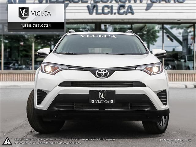 2016 Toyota RAV4 LE (Stk: CC2707) in Unionville - Image 2 of 27