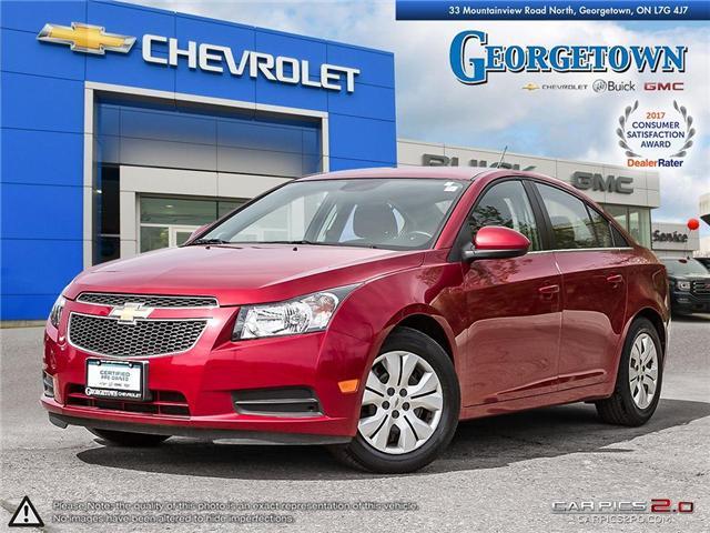2014 Chevrolet Cruze 1LT (Stk: 27038) in Georgetown - Image 1 of 27